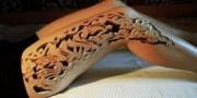 3D Tattoo Art
