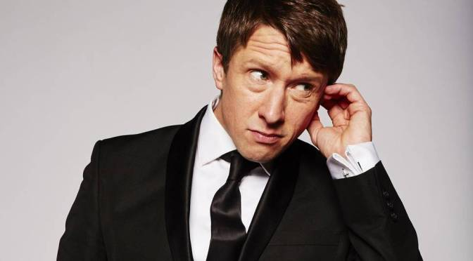Comedian Tom Walker a.k.a. 'Jonathan Pie'