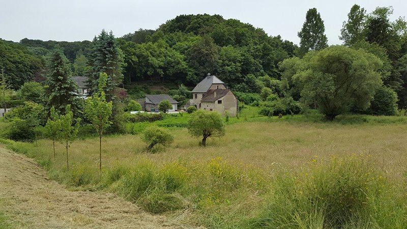 Etwas verträumt und abseits gelegen: Kreyermühle (Foto: Norbert Schneider)