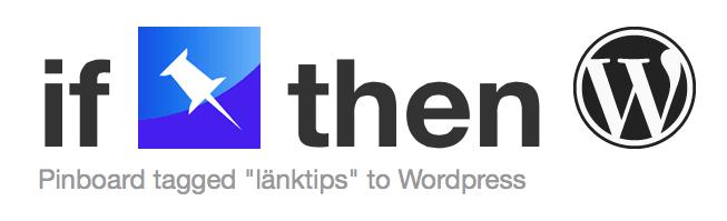 Sex steg till snabbt och enkelt länkbloggande