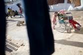 ABS SYRIAN BORDER REFUGEE CAMP 005