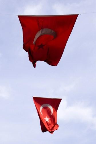 Istanbul in December 2012