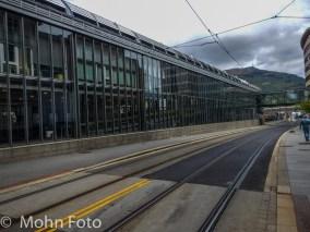 Togstasjonen i Bergen