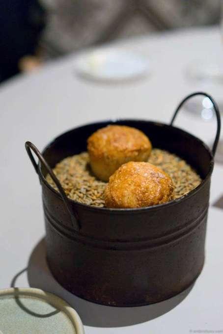 Bokbacka's bread serving