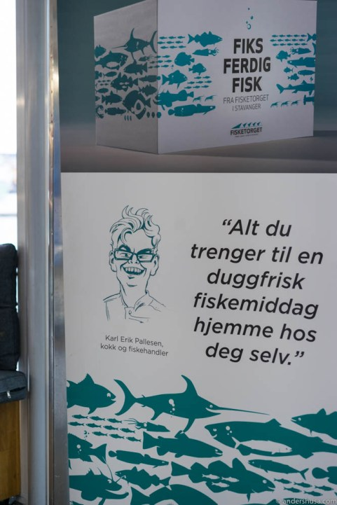 Fisketorget also offers seafood meal boxes for home cooking