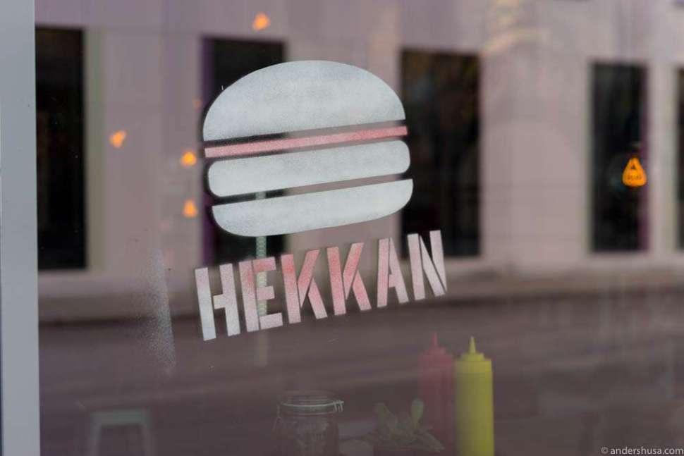 Hekkan Burger