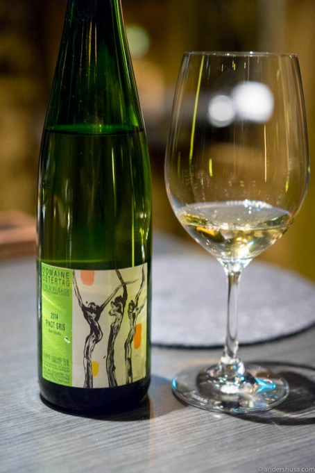 2013 Domaine Ostertag Fronholz, Pinot Gris, Alsace, France