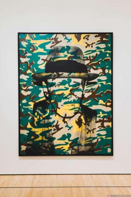 Andy Warhol – Joseph Beuys