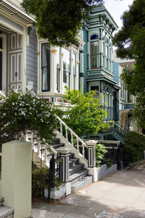 Lovely neighborhood