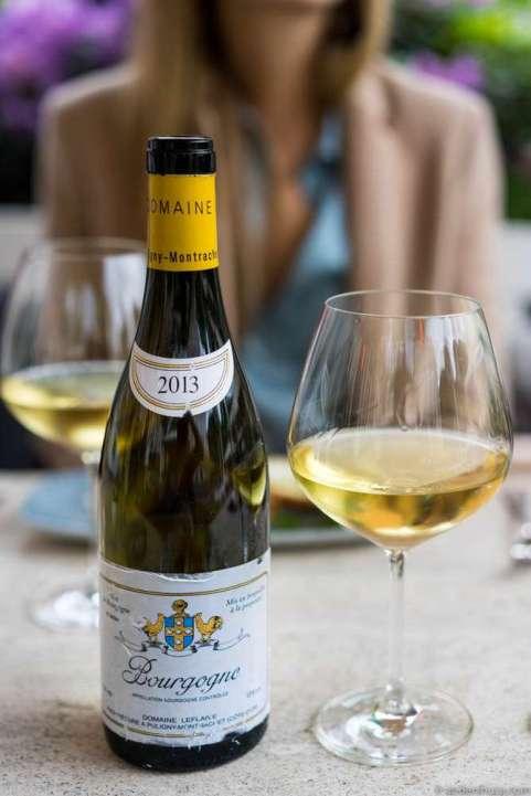 2013 Domaine Leflaive Bourgogne Blanc, Burgundy, France