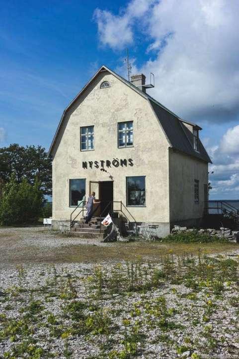 Café Nyströms