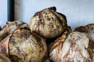 The sourdough bread of Leva Kungslador