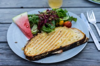 Order the Croque Monsieur