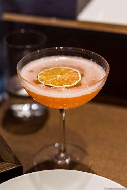 Little Slinger cocktail.