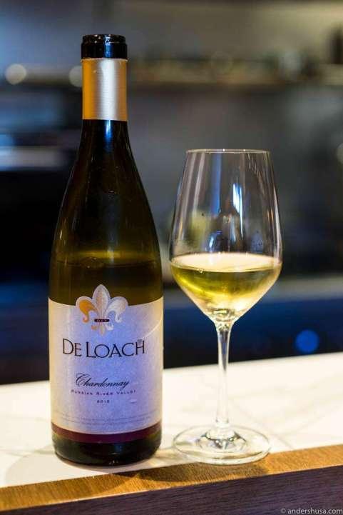2012 DeLoach, Russian River Valley Chardonnay
