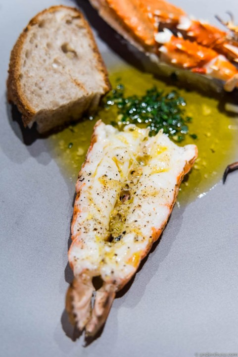 Showcasing the finest Norwegian seafood