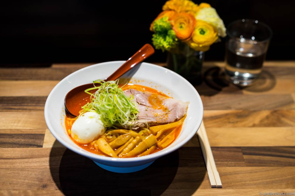 Sapporo Ramen Bar at Vulkan was the first to open in Oslo