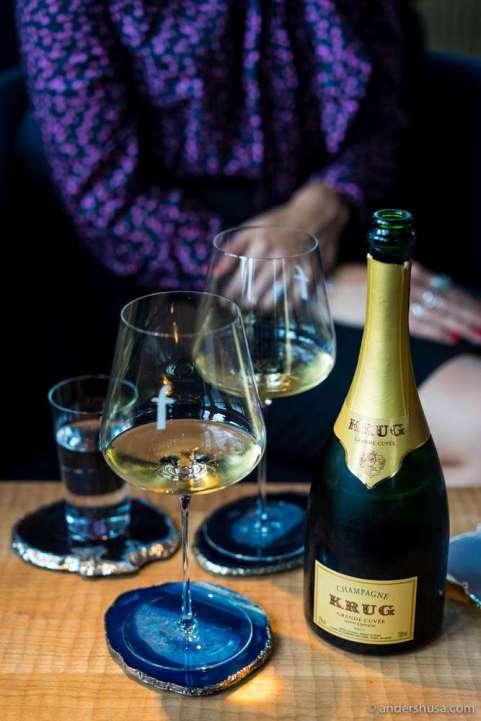 Krug Champagne Brut Grande Cuvée 164 Ème Édition