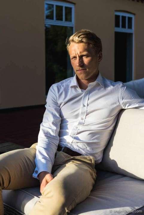 The one and only Rasmus Palsgård – aka Feinschmeckeren