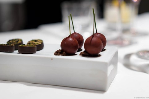 Faux cherries
