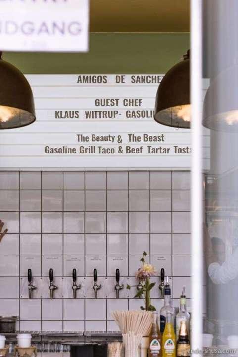 Amigos de Sanchez – Gasoline Grill.