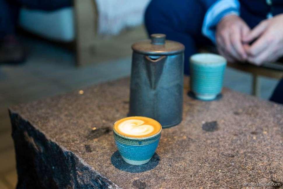 Tim Wendelboe coffee
