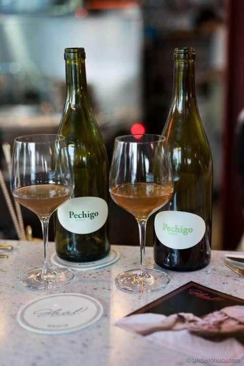 Natural wines at Skál