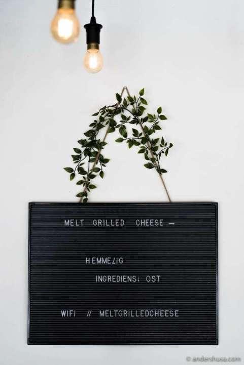 Secret ingredient: Cheese