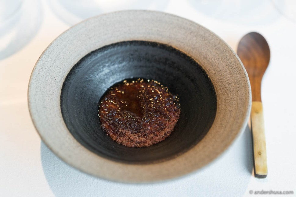 Another Maaemo signature dish I'm happy to have every time.