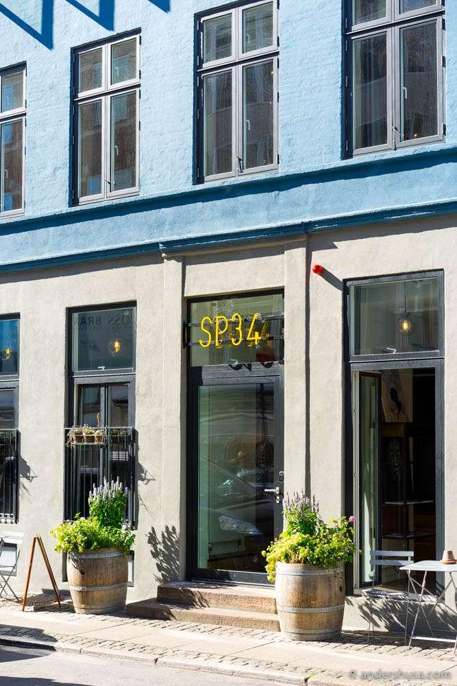 Hotel SP34 in Copenhagen
