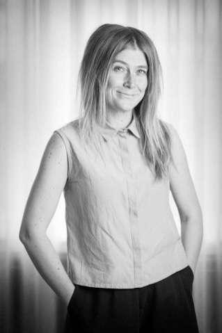 Chairman, Finland: Pauliina Siniauer. Photo: Lars Jansson
