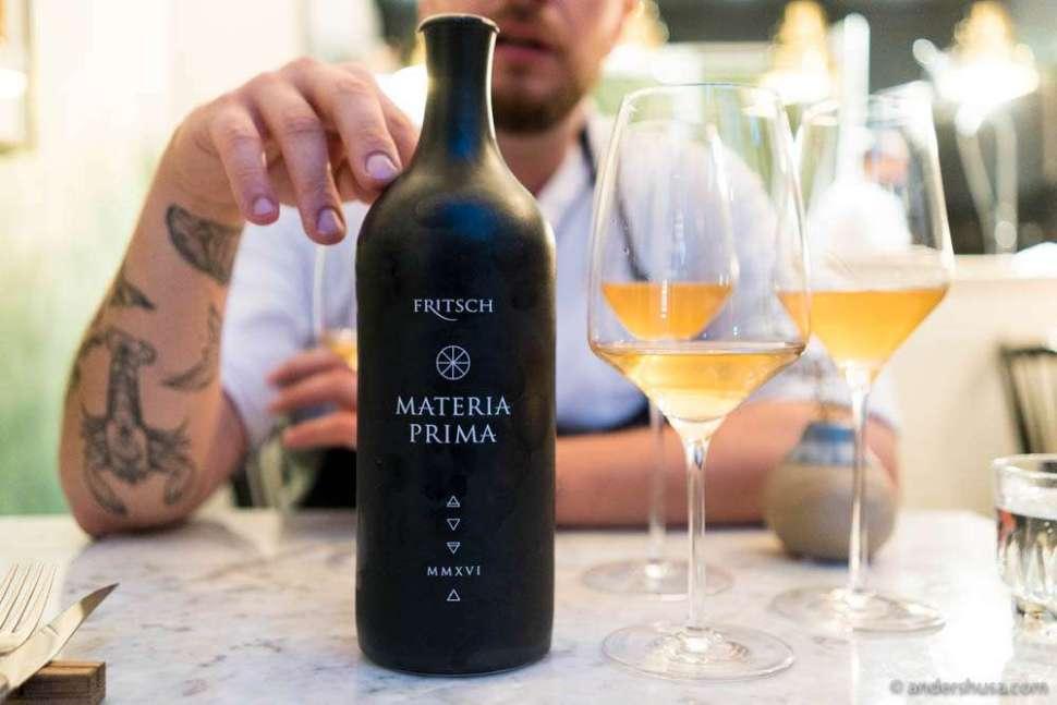 Fritsch Materia Prima 2016
