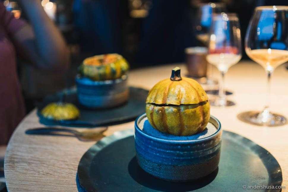 Of course, pumpkins belong in the autumn season