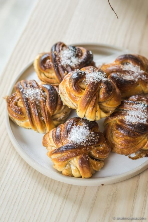 You can get Juno's cardamom buns here too.