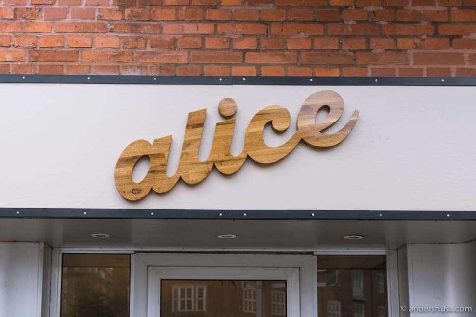 Alice expands in the Amager neighborhood of Copenhagen.