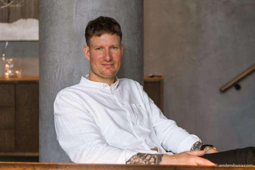 Chef Esben Holmboe Bang.