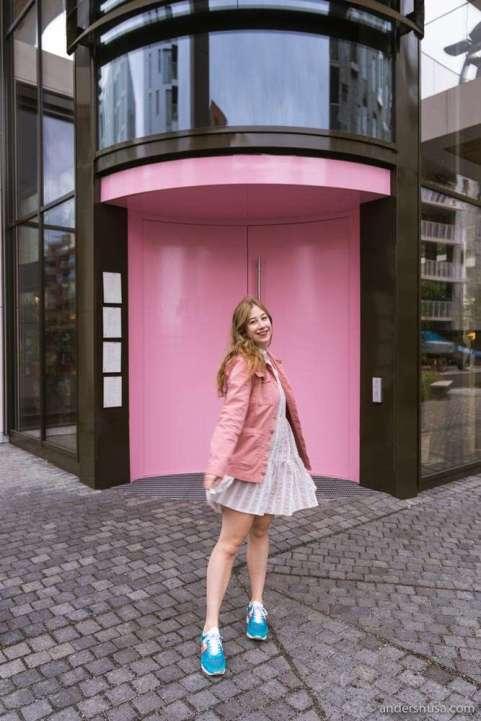 Dress code: pink!