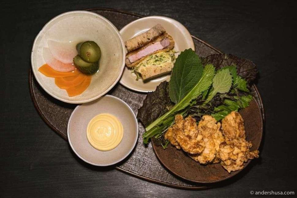 kōnā is a Japanese eatery in Carlsberg Byen.