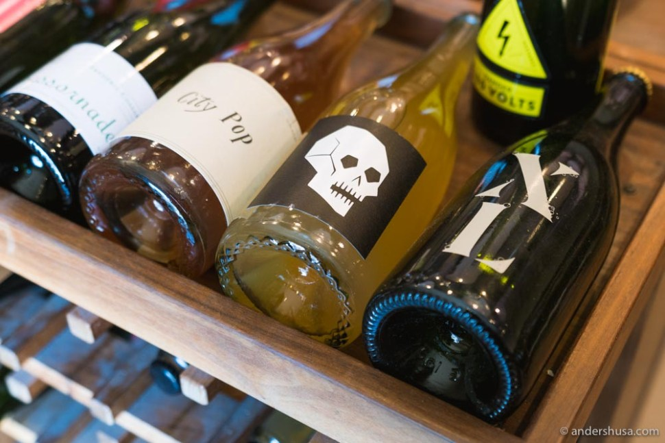 Domaine has been supplying Angelenos with natural wine for over ten years.
