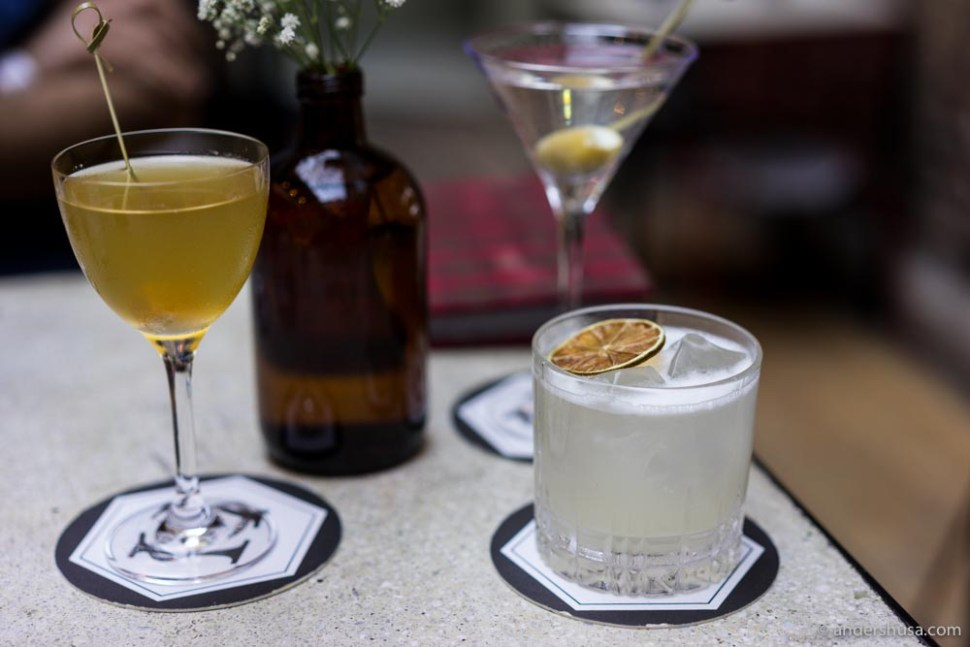 Himkok was the first Oslo bar to make it onto the World's 50 Best Bars list