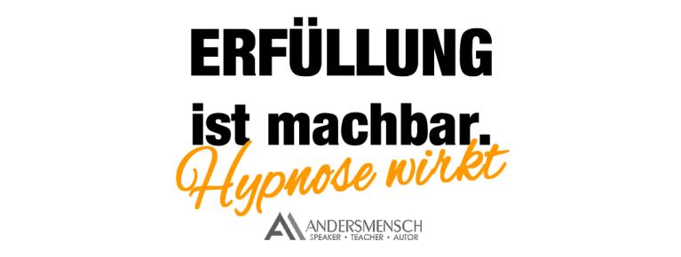 ANDERSMENSCH – HYPNOSE