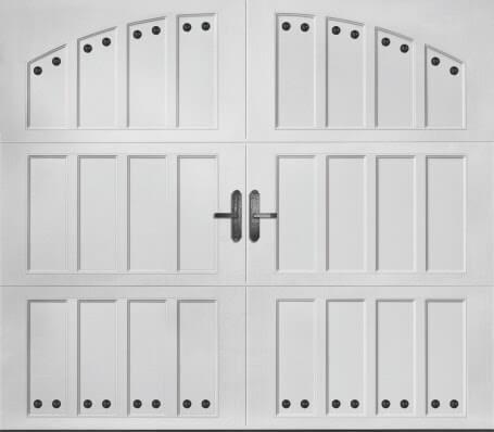 Anderson Garage Doors Decorative Magnetic Hardware