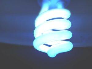 LED Lights in Garage Door Openers