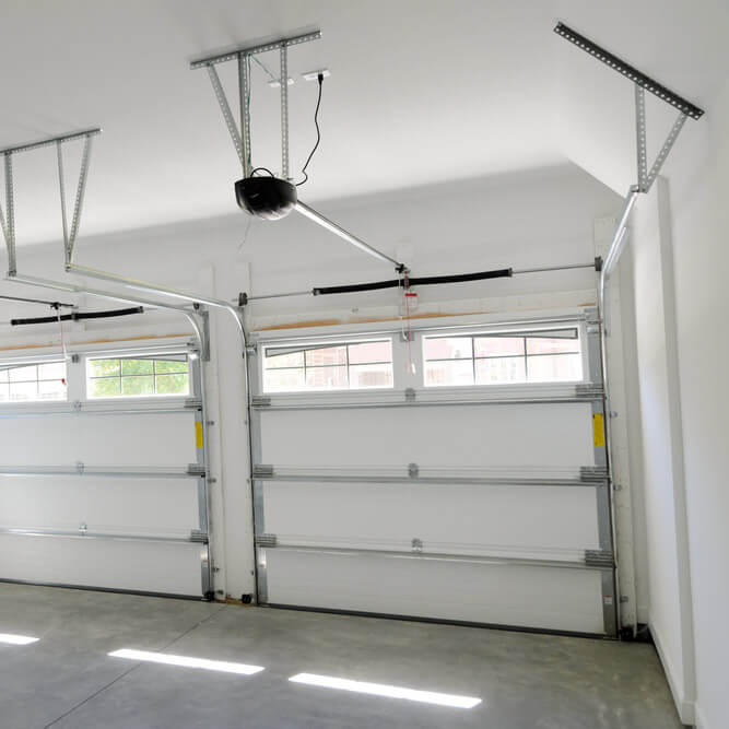 garage door repair in Logan, Ut