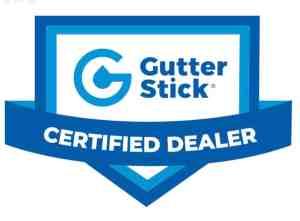 Gutter Stick Certified Dealer