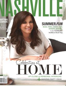 Nashville Lifestyles July 2012- COVER