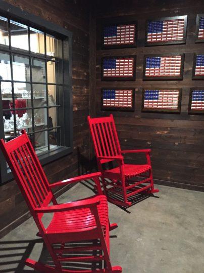 Rockin' Chairs, Ole Red