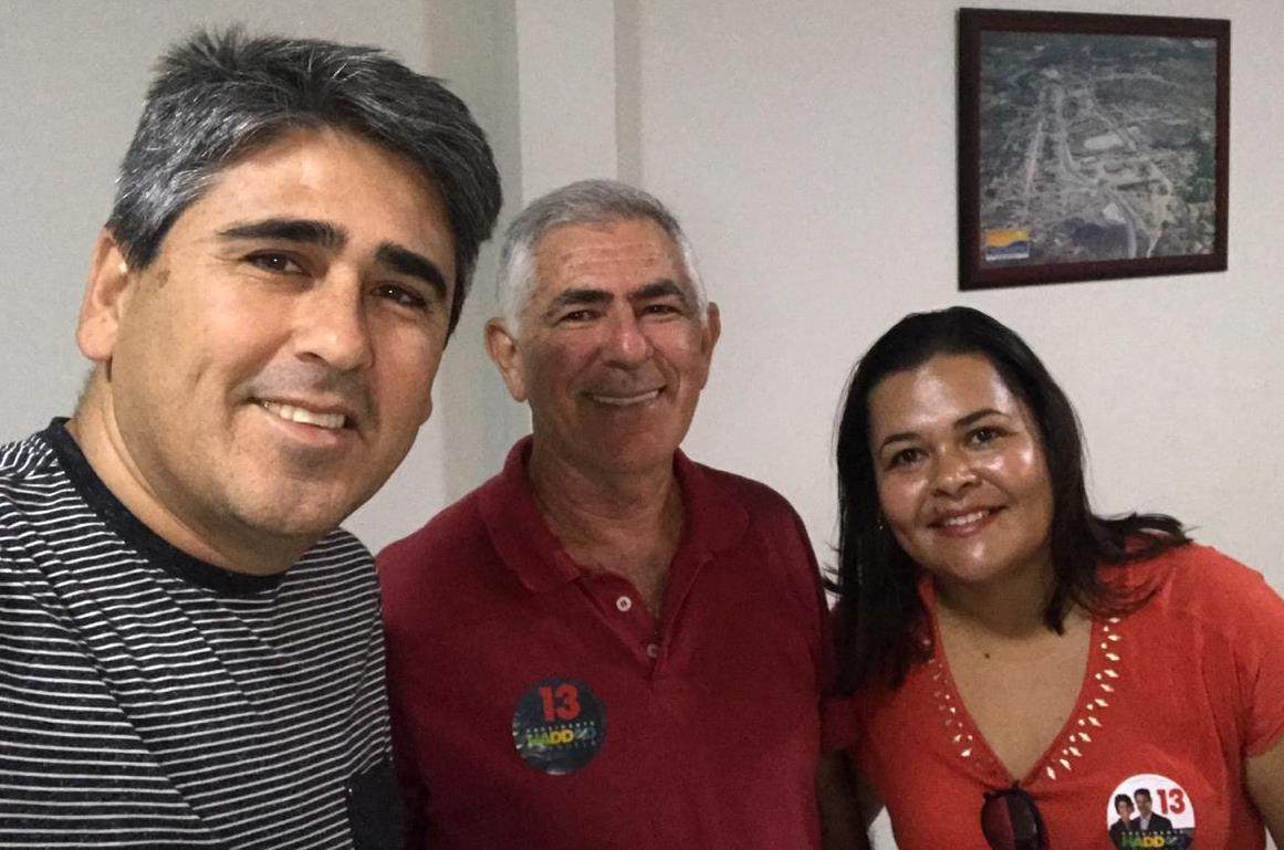 PT de Pedra Lavrada só definirá apoio à reeleição de Jarbas Melo em setembro