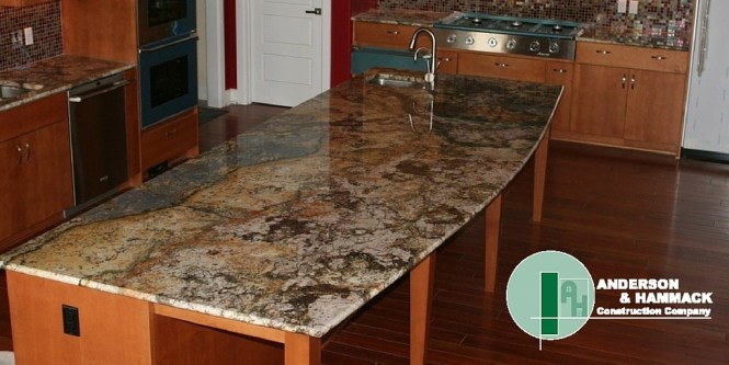 Marble Quartz Or Granite Choosing The