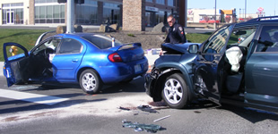 Car collision kennewick